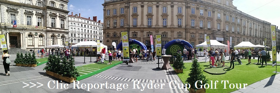 Ryder Cup Golf Tour Reportage