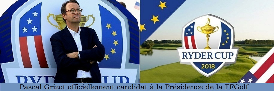 Pascal Grizot Candidat